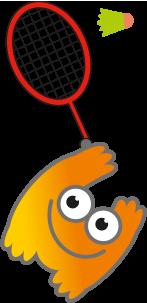 maskota-badminton